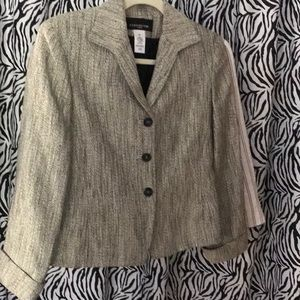 Blazer, awesome with casual setting or dress up.